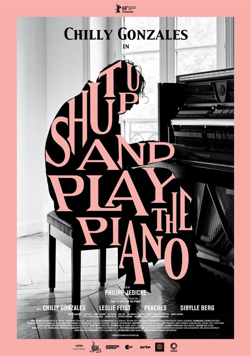 PREVIEW: Chilly Gonzales - SHUT UP AND PLAY THE PIANO