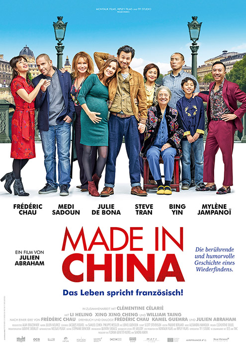 Premiere: Made in China