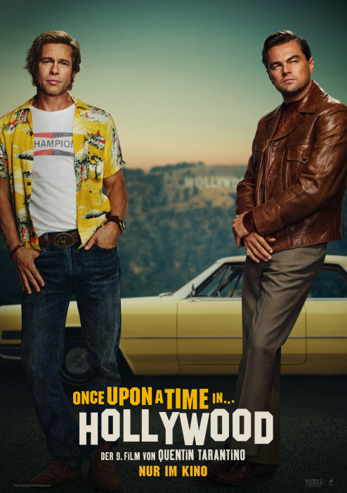 Ausverkauft: ONCE UPON a TIMe in HOLLYWOOD